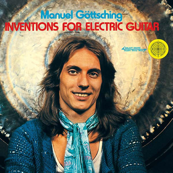 Manuel Gottsching - Inventions For Electric Guitar LP