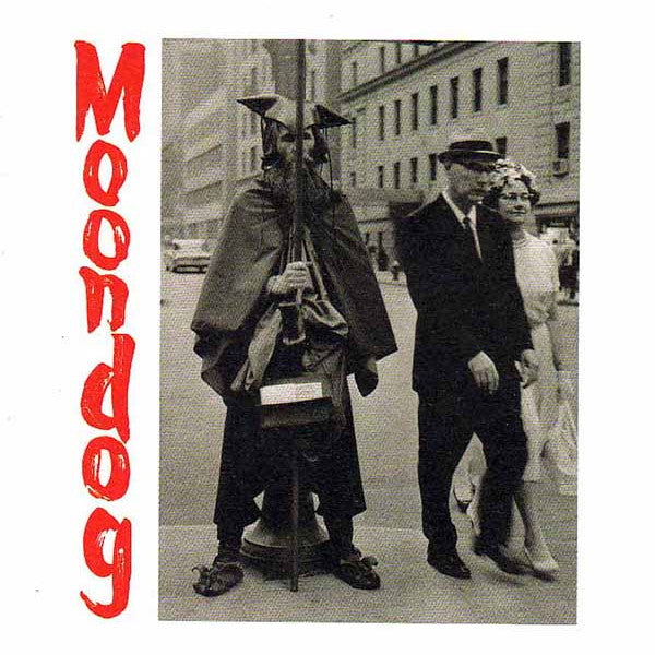 Moondog - The Viking of Sixth Avenue 2xLP