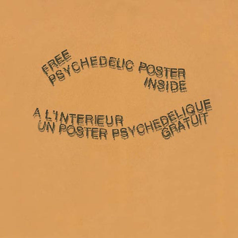 Intersystems - Free Psychedelic Poster Inside LP