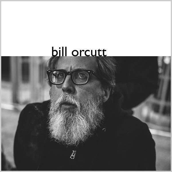 Bill Orcutt - s/t LP