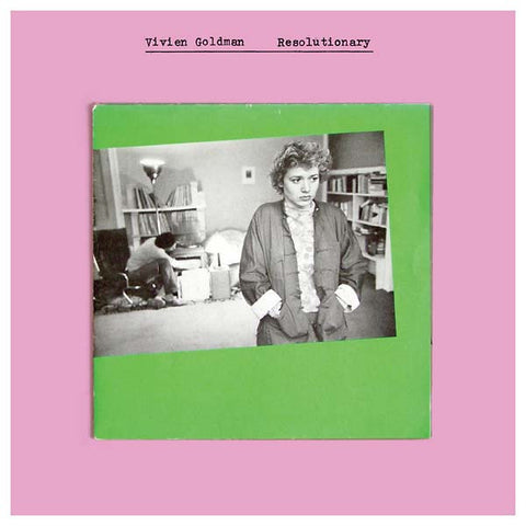 Vivien Goldman - Resolutionary (Songs 1979-1982) LP