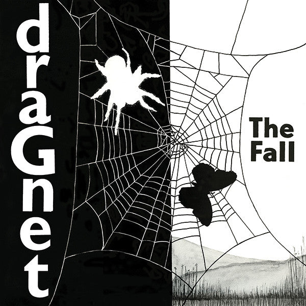 The Fall - Dragnet LP