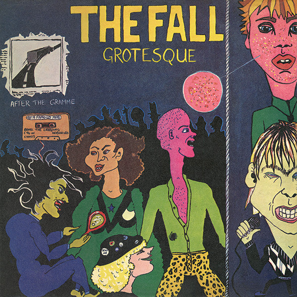 The Fall - Grotesque (After The Gramme) LP