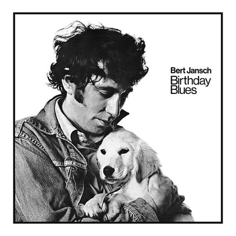 Bert Jansch - Birthday Blues LP