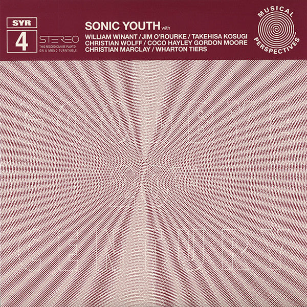 Sonic Youth - Goodbye 20th Century 2xLP