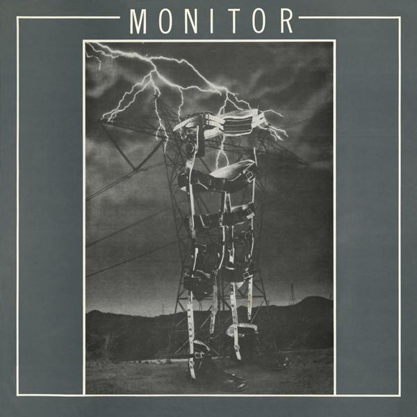 Monitor - s/t LP