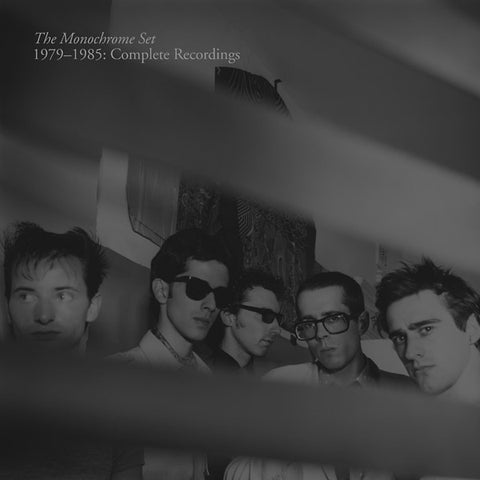 The Monochrome Set - 1979-1985: Complete Recordings 6xLP+6CD