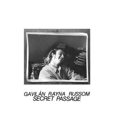 Gavilán Rayna Russom - Secret Passage (Blue Vinyl) 2xLP