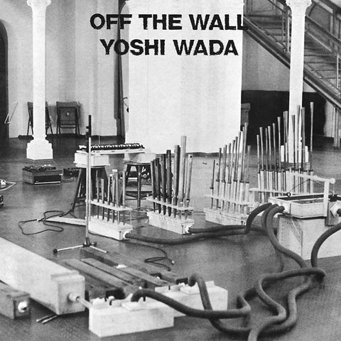 Yoshi Wada - Off The Wall LP
