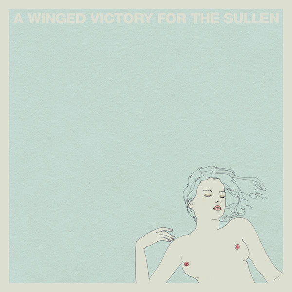 A Winged Victory For The Sullen - s/t LP