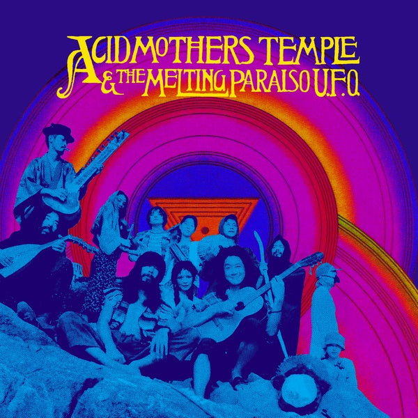 Acid Mothers Temple & The Melting Paraiso U.F.O. - s/t 2xLP