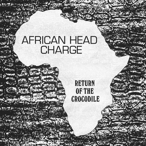 African Head Charge - Return Of The Crocodile LP