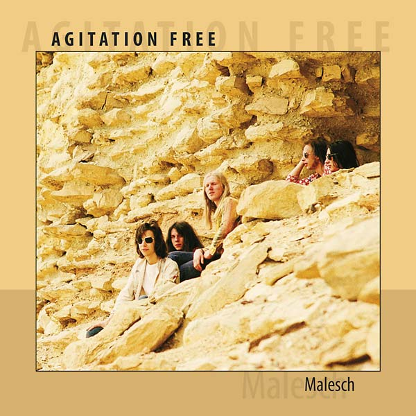 Agitation Free - Malesch LP