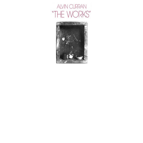 Alvin Curran - The Works LP