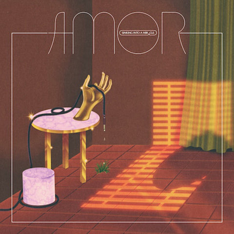 Amor - Sinking Into A Miracle LP