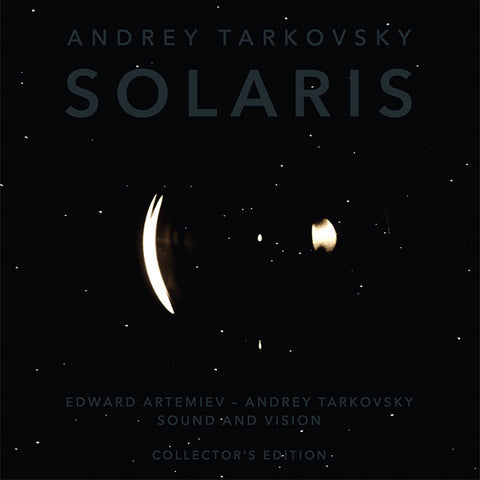 Andrey Tarkovsky / Edward Artemiev - Solaris: Sound And Vision Box Set