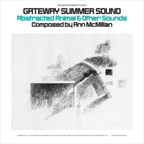 Ann McMillan - Gateway Summer Sound: Abstracted Animal And Other Sounds LP