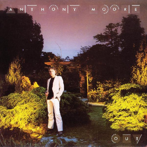 Anthony Moore - Out LP