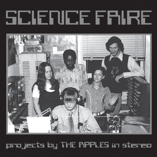 Apples In Stereo - Science Faire 3x7""