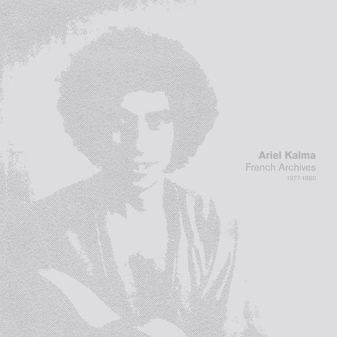 Ariel Kalma - French Archives 1977-80 4xLP