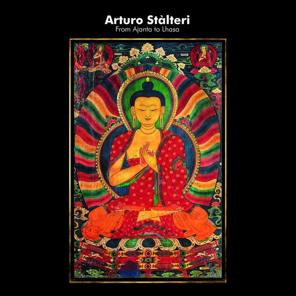 Arturo Stalteri - From Ajanta To Lhasa LP