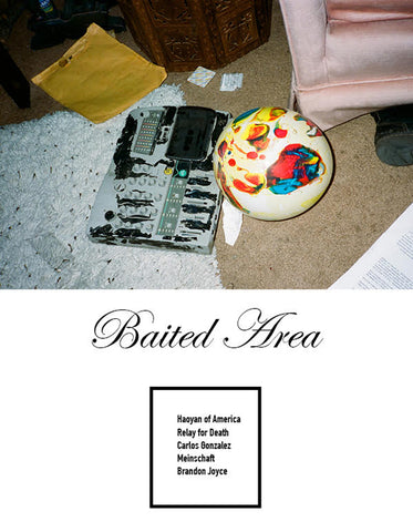 Baited Area - Issue #1 Magazine