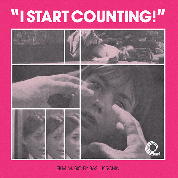 Basil Kirchin - I Start Counting LP