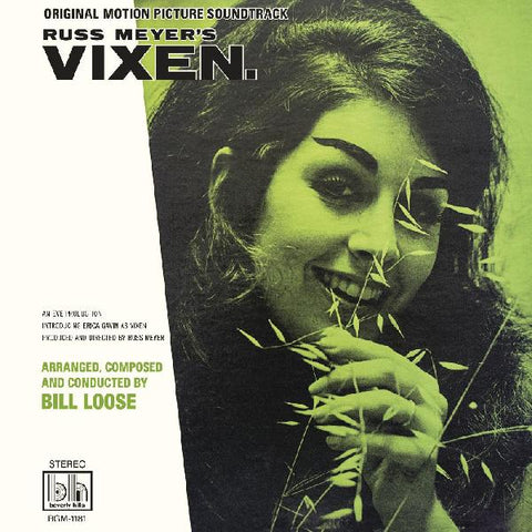 Bill Loose - Russ Meyer's Vixen OST LP