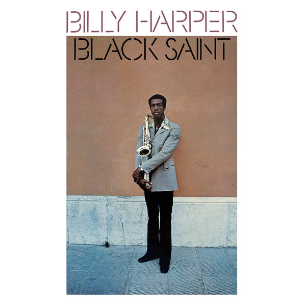 Billy Harper - Black Saint LP