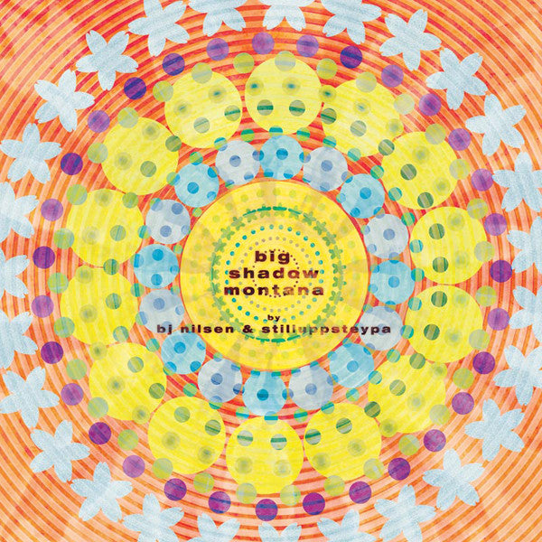 BJ Nilsen & Stilluppsteypa - Big Shadow Montana LP