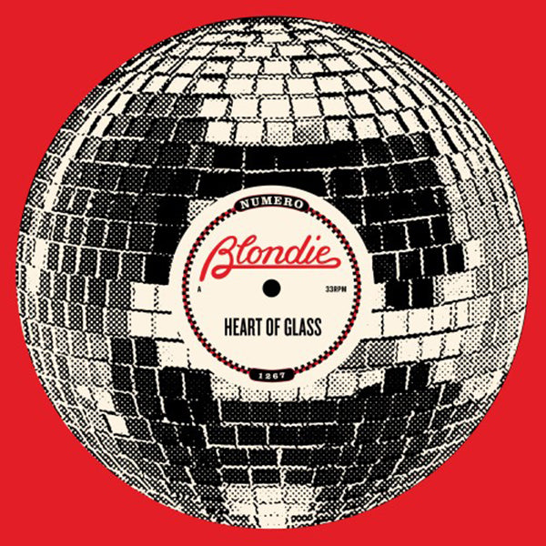 Blondie - Heart of Glass 12""