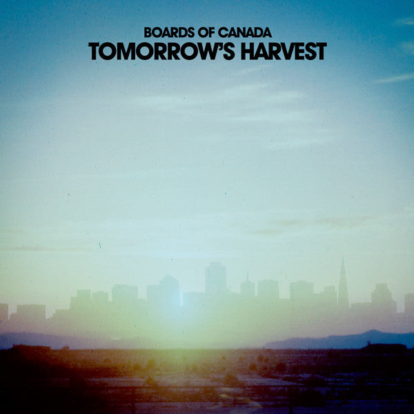 Boards Of Canada - Tomorrow's Harvest 2xLP