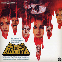Various - Bollywood Bloodbath: The B-Music of the Indian Horror Film Industry 2xLP