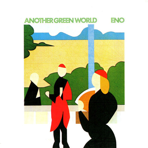 Brian Eno - Another Green World LP