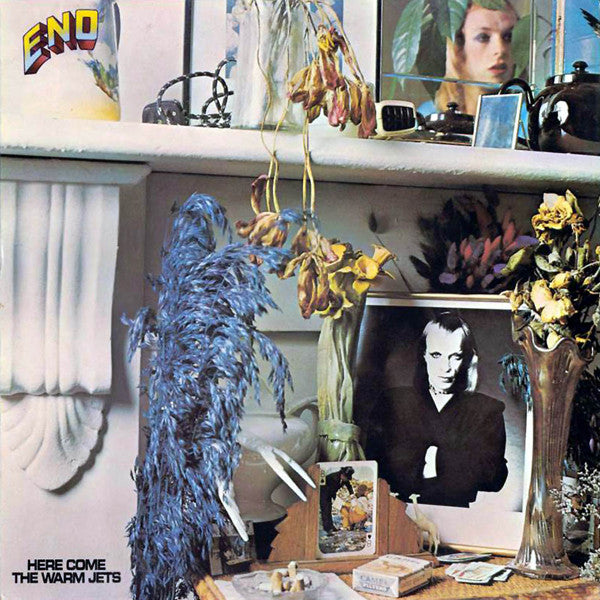 Brian Eno - Here Come The Warm Jets 2xLP