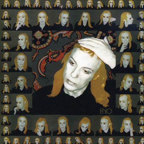 Brian Eno - Taking Tiger Mountain (By Strategy) LP