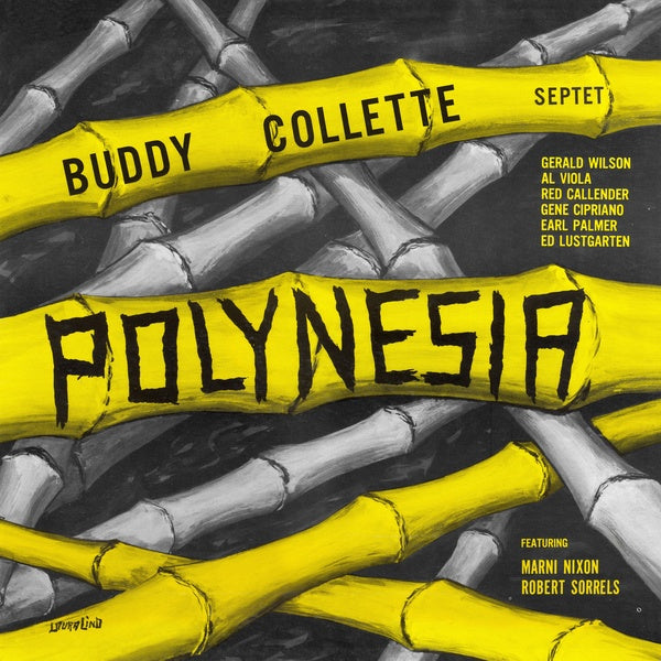 Buddy Collette Septet - Polynesia LP