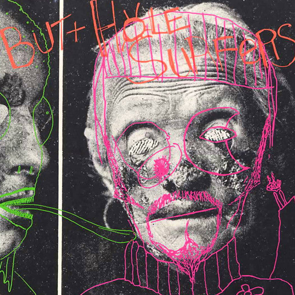 Butthole Surfers - Psychic... Powerless... Another Man's Sac LP