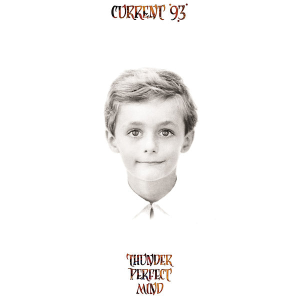 Current 93 - Thunder Perfect Mind 2xLP