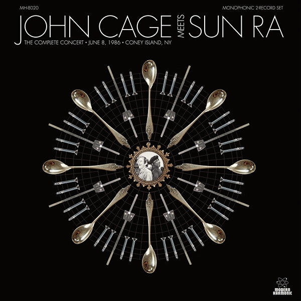 John Cage & Sun Ra - The Complete Concert 2xLP