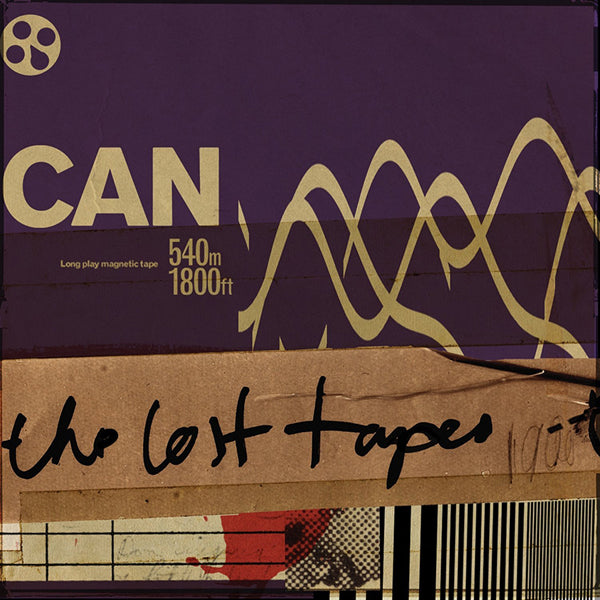 Can - The Lost Tapes 5xLP
