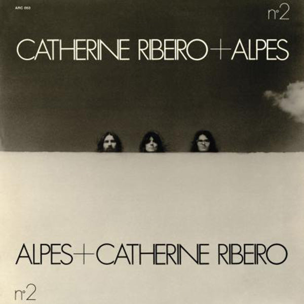 Catherine Ribeiro / Alpes - N°2 LP