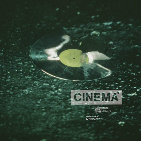 Cinema - s/t LP