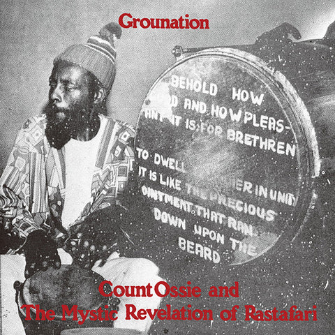 Count Ossie & Mystic Revelation Of Rastafari - Grounation 3xLP