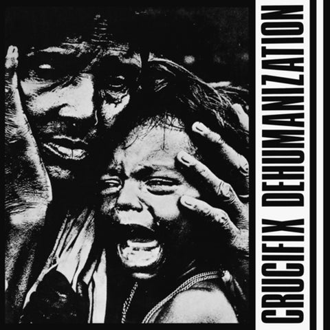 Crucifix - Dehumanization LP