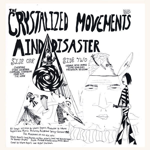 Crystalized Movements - Mind Disaster LP