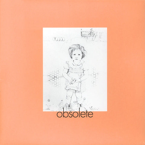 Dashiell Hedayat - Obsolete LP