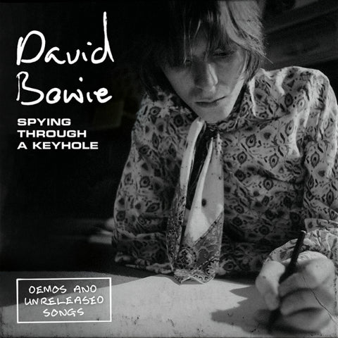 David Bowie - Spying Through A Keyhole 4x7""