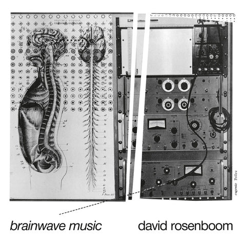 David Rosenboom - Brainwave Music 2xLP