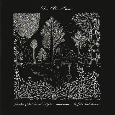 Dead Can Dance - Garden Of The Arcane Delights / The John Peel Sessions 2xLP